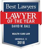 David W. Ball Attorney | Best Lawyers 2018