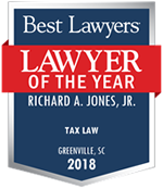 Richard A. Jones Jr Attorney | Best Lawyers 2018